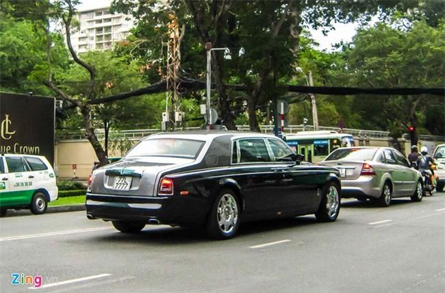 Rolls-Royce cua ba Bach Diep tai xuat o Sai Gon hinh anh 8