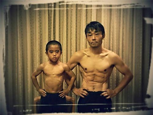 Truyền nhân Lý Tiểu Long: 6 tuổi bụng 6 múi - 5