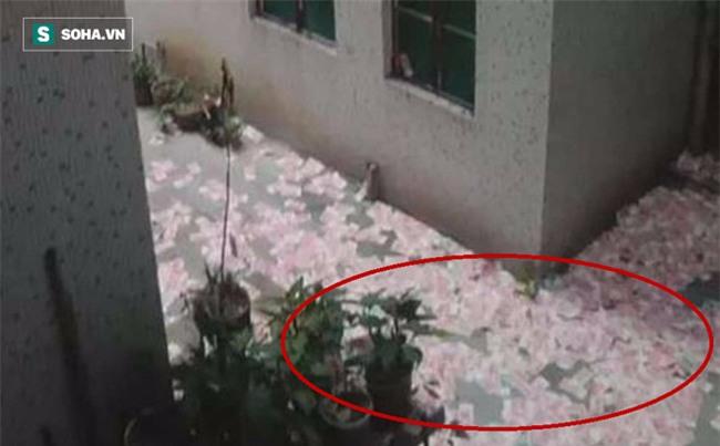 """Hai xác chết, một """"cơn mưa tiền"""" và bí ẩn chưa có lời giải đáp tại khu chung cư"""