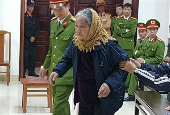 Trực tiếp: Phiên tòa xét xử vụ thảm sát 4 bà cháu ở Quảng Ninh