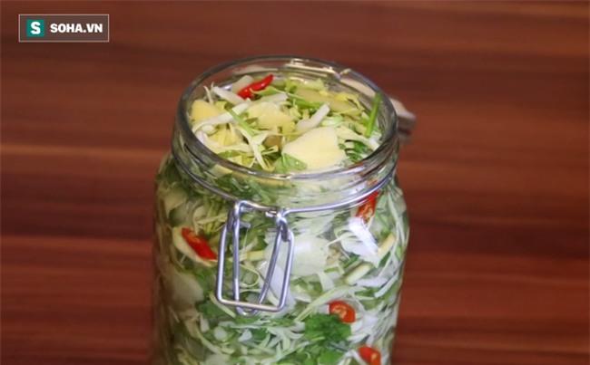 Món ăn chua chua khỏe xương và ngăn ngừa ung thư thường xuyên có trên mâm cơm người Việt - Ảnh 1.
