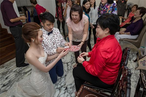 Cô dâu Việt chi gần 2 tỷ đồng bao trọn thủy cung lớn nhất thế giới làm đám cưới - Ảnh 5.