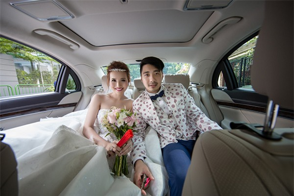 Cô dâu Việt chi gần 2 tỷ đồng bao trọn thủy cung lớn nhất thế giới làm đám cưới - Ảnh 7.