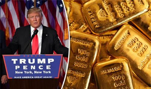 Chấn động Donald Trump: Sóng chìm dìm dân ôm vàng lỗ nặng