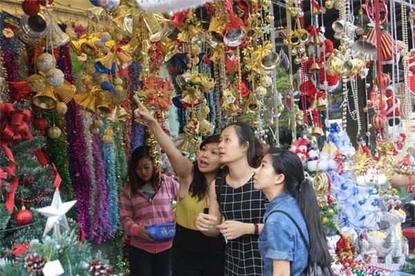 Cận Giáng sinh, cây thông Noel thật nhập từ Mỹ, giá bạc triệu vẫn hút hàng ở Sài Gòn - Ảnh 6.