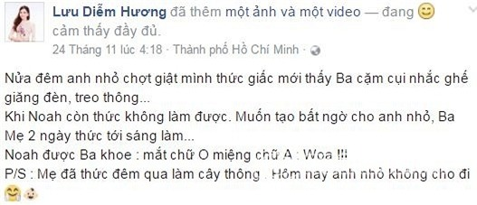 Sao Việt trang trí Noel 2016 5