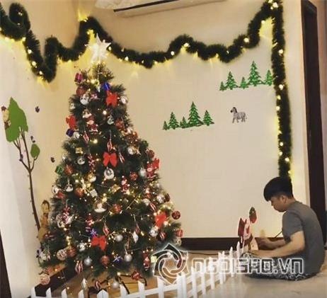 Sao Việt trang trí Noel 2016 4