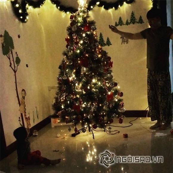 Sao Việt trang trí Noel 2016 6