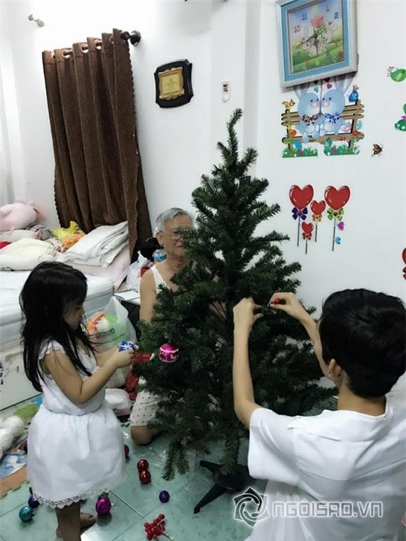 Sao Việt trang trí Noel 2016 10