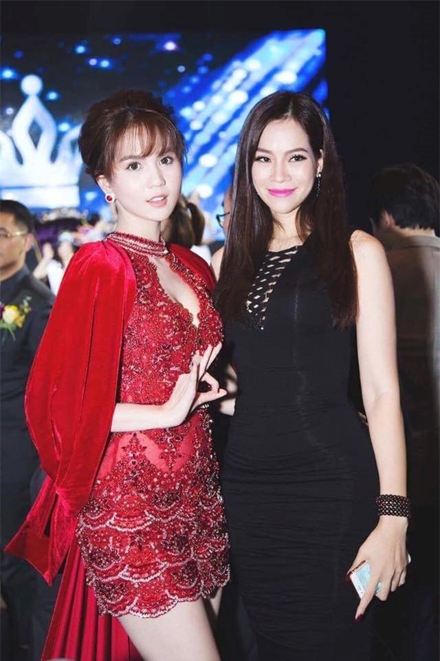 Con dau Hoang Kieu: 'Vo chong toi lam moi cha va Ngoc Trinh' hinh anh 1