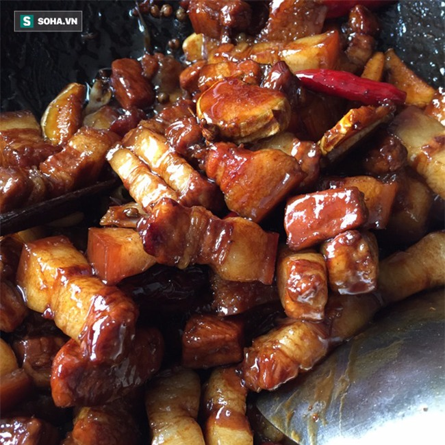 Thịt lợn nấu cùng loại trái cây này sẽ trở thành món ăn trường thọ - Ảnh 3.