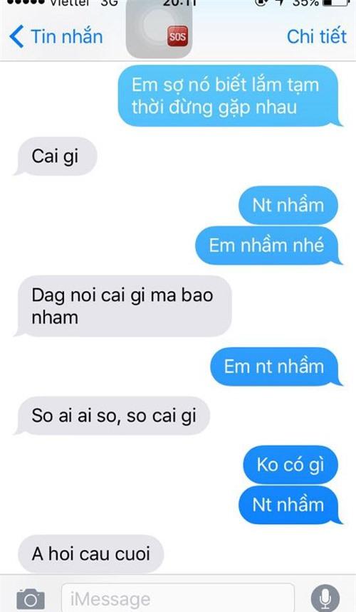 """""""phi cuoi"""" voi hai trao luu nhan tin thu chong ba dao cua cac ba vo nam 2016 - 7"""