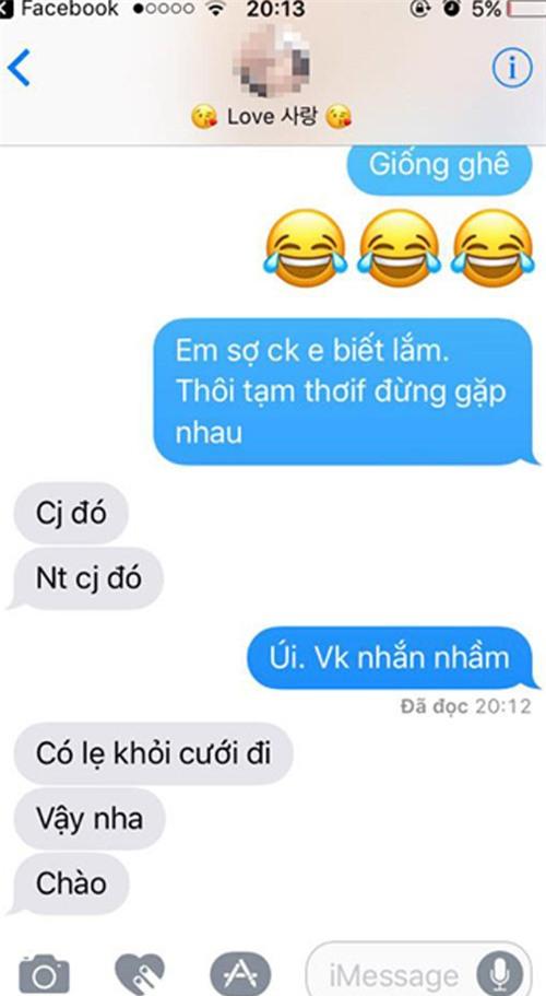 """""""phi cuoi"""" voi hai trao luu nhan tin thu chong ba dao cua cac ba vo nam 2016 - 8"""