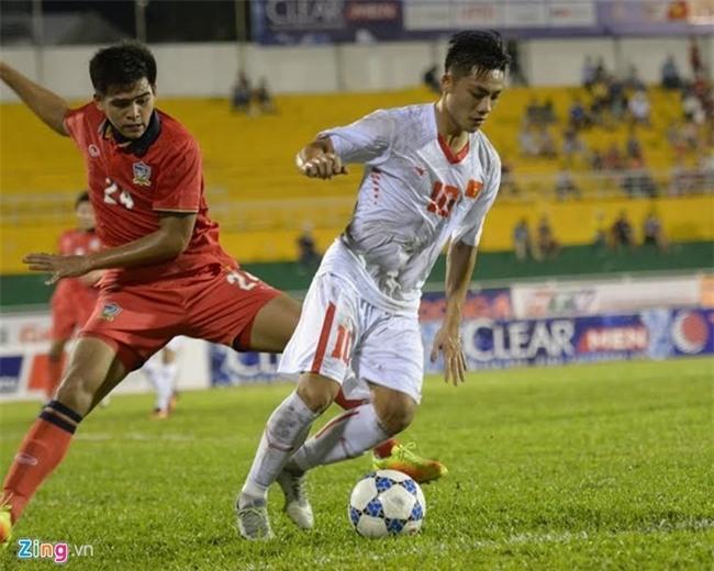 U21 VN 1-2 U21 Thai Lan (H1): Nguoc dong chong vanh hinh anh 1