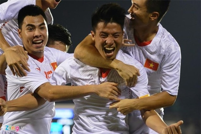 U21 VN 1-1 U21 Thai Lan (H1): Ruot duoi kich tinh hinh anh 1