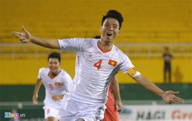 U21 VN 1-1 U21 Thai Lan (H1): Danh mat loi the hinh anh 1
