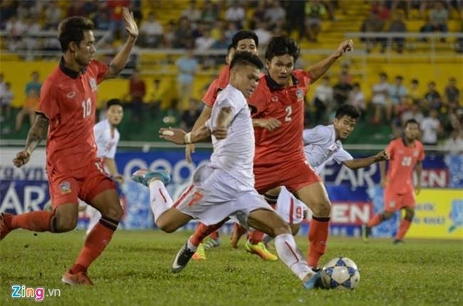 U21 VN 1-3 U21 Thai Lan (H2): Trinh do vuot troi hinh anh 1
