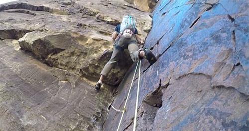 Liều nhất trái đất: Tay không leo núi dựng đứng - 1