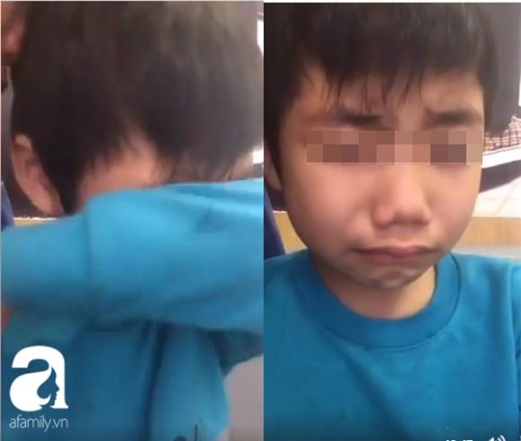 Vợ khóc nấc livestream nói con trai 6 tuổi bị chồng cũ và mẹ chồng đuổi ra đường - Ảnh 2.