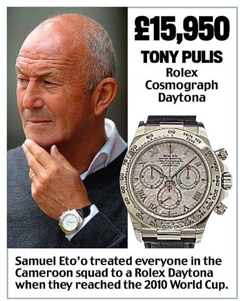 Khám phá đồng hồ đeo tay của HLV Ngoại hạng Anh - Ảnh 16.