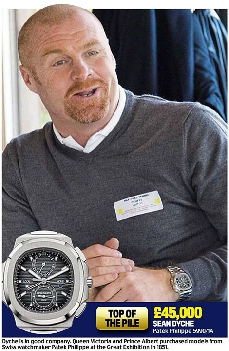 Khám phá đồng hồ đeo tay của HLV Ngoại hạng Anh - Ảnh 21.