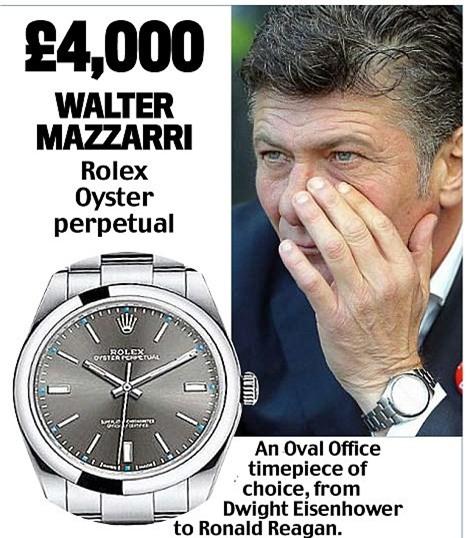 Khám phá đồng hồ đeo tay của HLV Ngoại hạng Anh - Ảnh 7.