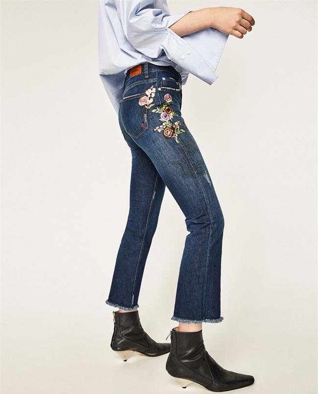 Những mẫu quần jeans sẽ làm mưa làm gió trong năm 2017 tới, bạn đã tìm hiểu chưa? - Ảnh 3.