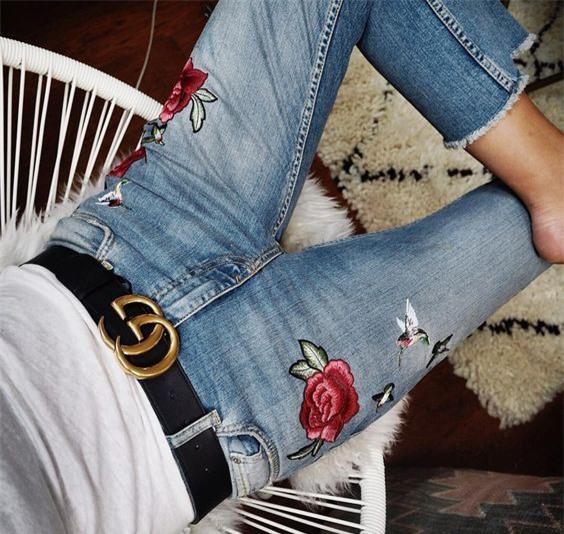 Những mẫu quần jeans sẽ làm mưa làm gió trong năm 2017 tới, bạn đã tìm hiểu chưa? - Ảnh 5.