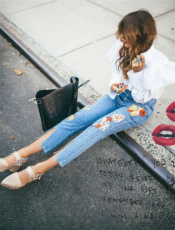 Những mẫu quần jeans sẽ làm mưa làm gió trong năm 2017 tới, bạn đã tìm hiểu chưa? - Ảnh 6.
