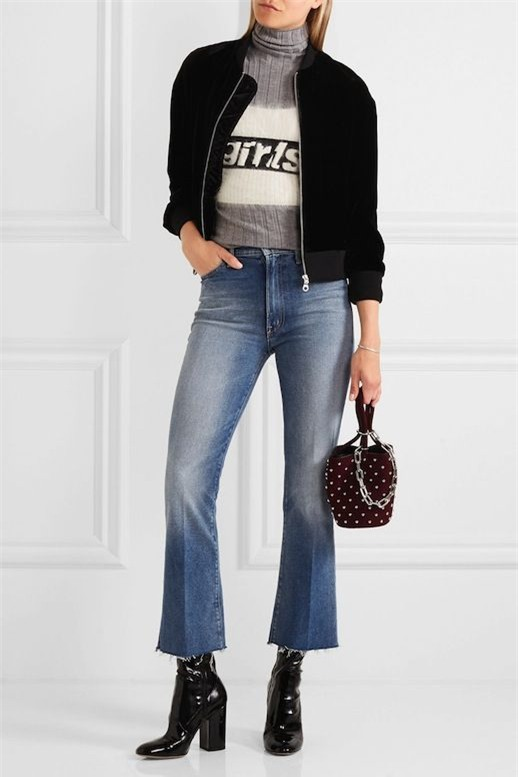 Những mẫu quần jeans sẽ làm mưa làm gió trong năm 2017 tới, bạn đã tìm hiểu chưa? - Ảnh 12.