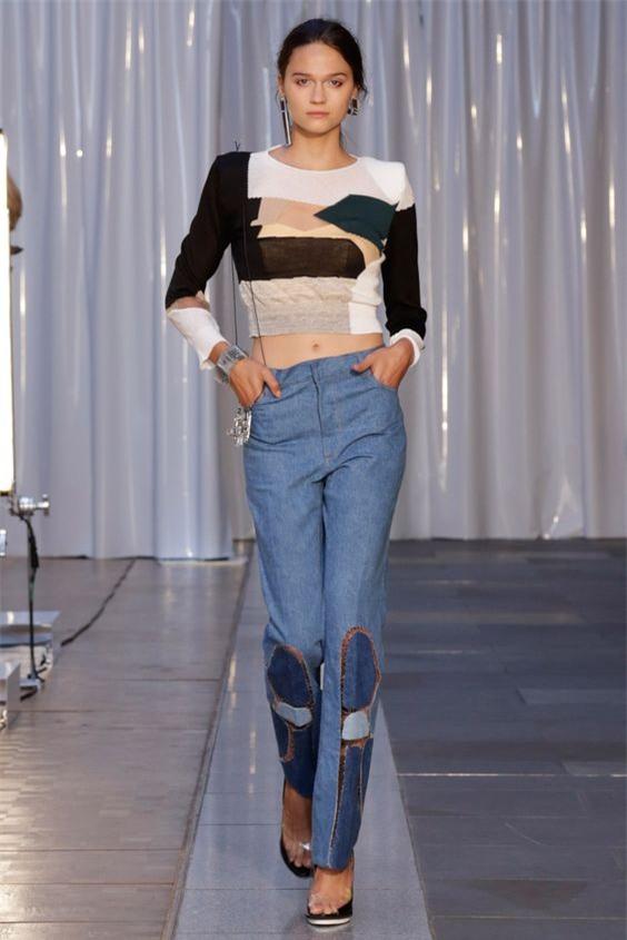 Những mẫu quần jeans sẽ làm mưa làm gió trong năm 2017 tới, bạn đã tìm hiểu chưa? - Ảnh 14.