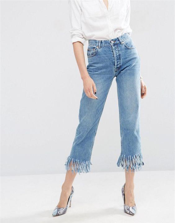 Những mẫu quần jeans sẽ làm mưa làm gió trong năm 2017 tới, bạn đã tìm hiểu chưa? - Ảnh 18.