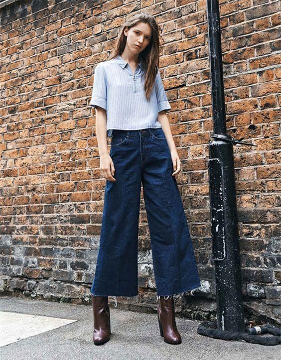 Những mẫu quần jeans sẽ làm mưa làm gió trong năm 2017 tới, bạn đã tìm hiểu chưa? - Ảnh 22.