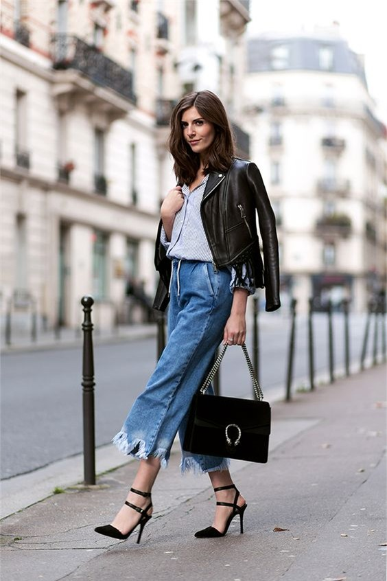 Những mẫu quần jeans sẽ làm mưa làm gió trong năm 2017 tới, bạn đã tìm hiểu chưa? - Ảnh 24.