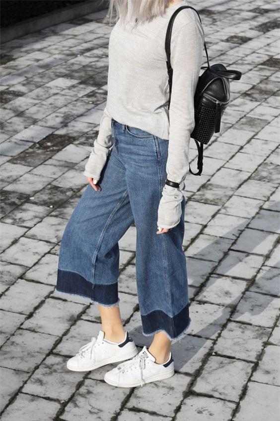 Những mẫu quần jeans sẽ làm mưa làm gió trong năm 2017 tới, bạn đã tìm hiểu chưa? - Ảnh 25.
