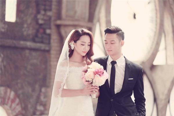 Những đám cưới đẹp như mơ của sao thể thao Việt Nam năm 2016 - Ảnh 1.