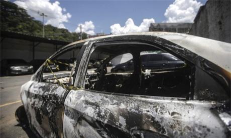 Đại sứ Hy Lạp tại Brazil bị người tình của vợ sát hại - Ảnh 1.