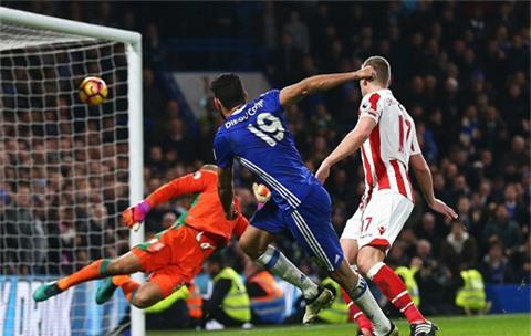 Costa ấn định thắng lợi cho Chelsea