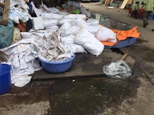 Phát hiện nhiều tấn mứt bẩn ở Sài Gòn chuẩn bị bán ra thị trường - 3