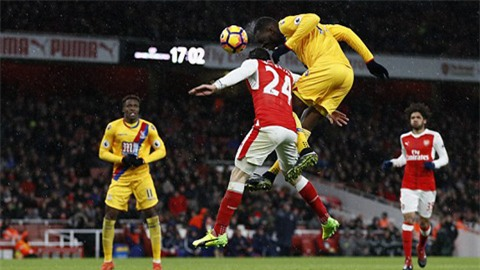 Crystal Palace dù rất nỗ lực nhưng không thể có được bàn thắng