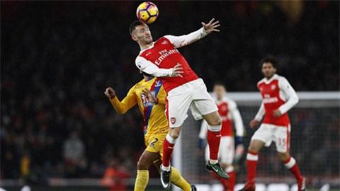 Arsenal đã vượt mặt Man City để leo lên vị trí thứ 3 trên BXH