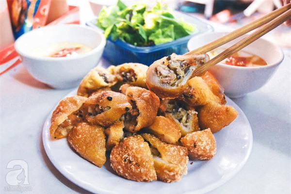 10 địa chỉ ăn vặt cực ngon ở khu Hồ Gươm để tận hưởng ngày cuối cùng của kì nghỉ - Ảnh 16.