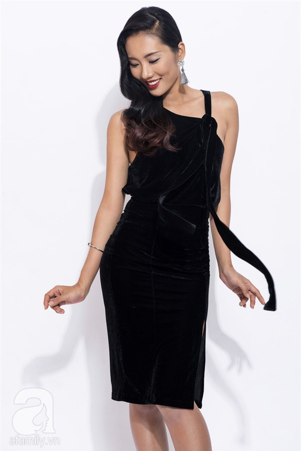 4 mẫu váy liền say lòng người ngắm giúp nàng tỏa sáng tại những buổi tiệc đầu năm mới - Ảnh 1.
