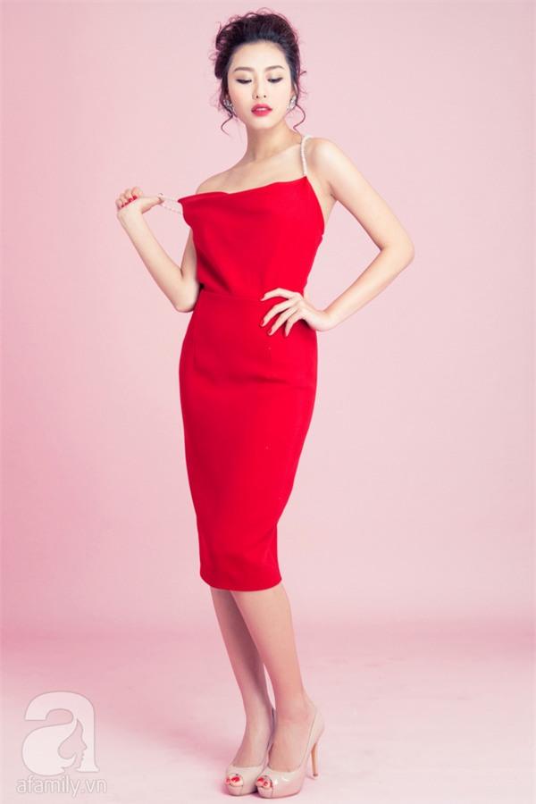 4 mẫu váy liền say lòng người ngắm giúp nàng tỏa sáng tại những buổi tiệc đầu năm mới - Ảnh 18.