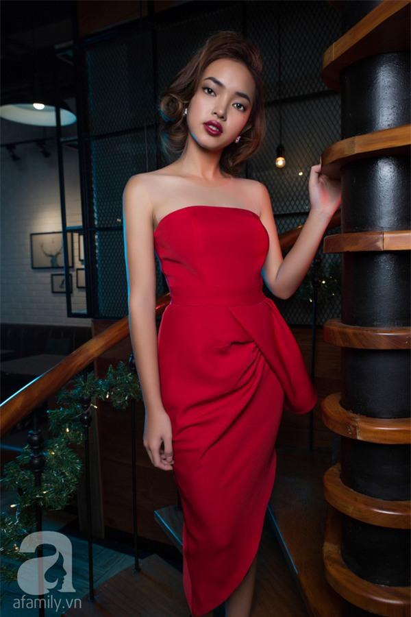4 mẫu váy liền say lòng người ngắm giúp nàng tỏa sáng tại những buổi tiệc đầu năm mới - Ảnh 20.