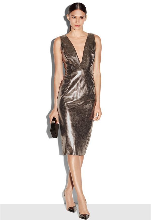 4 mẫu váy liền say lòng người ngắm giúp nàng tỏa sáng tại những buổi tiệc đầu năm mới - Ảnh 24.
