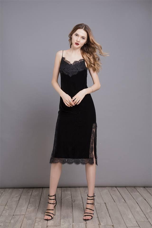 4 mẫu váy liền say lòng người ngắm giúp nàng tỏa sáng tại những buổi tiệc đầu năm mới - Ảnh 3.
