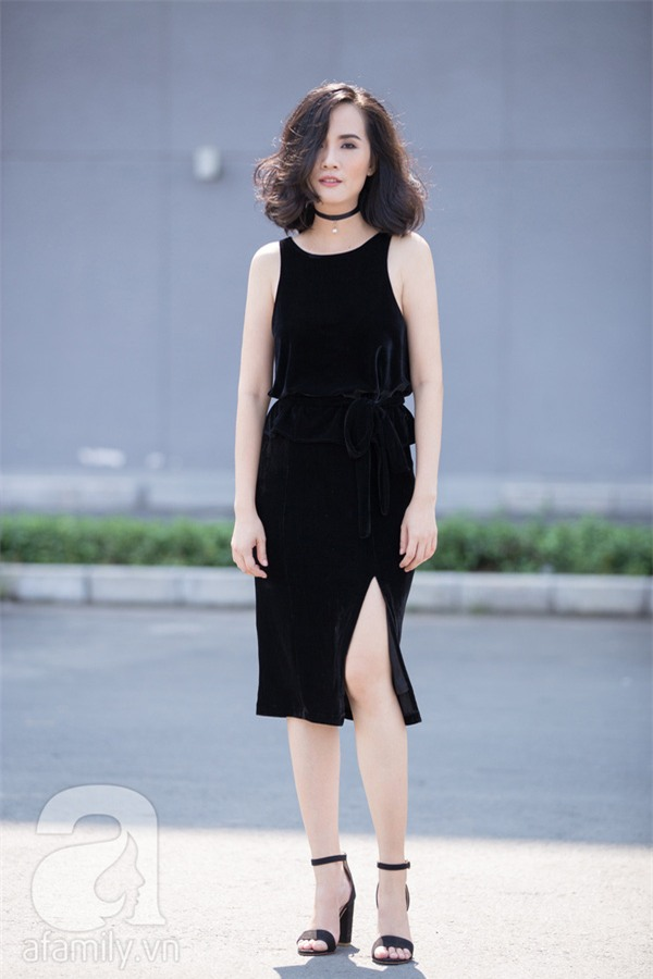4 mẫu váy liền say lòng người ngắm giúp nàng tỏa sáng tại những buổi tiệc đầu năm mới - Ảnh 4.