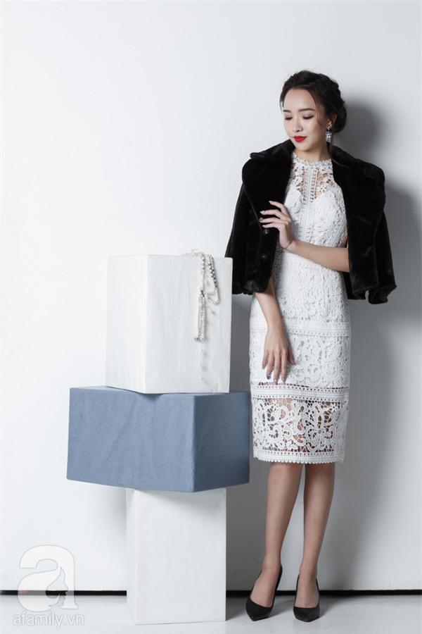 4 mẫu váy liền say lòng người ngắm giúp nàng tỏa sáng tại những buổi tiệc đầu năm mới - Ảnh 8.