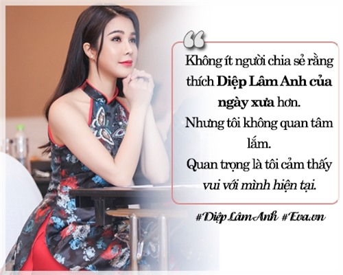 "diep lam anh: ""nguoi yeu luon dong vien giua thoi diem guong mat toi sung phu nhat"" - 1"